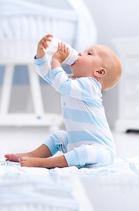 育婴师生活照料